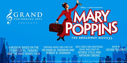 Mary Poppins Kite Cast