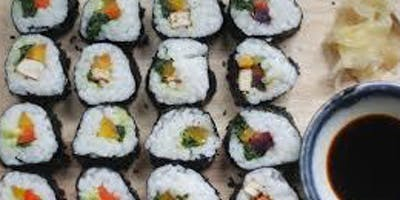 Vegan Sushi Rolling Secrets with The Cookery Sacramento