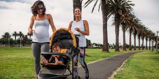 Pram Walk - Walk together for Health - a PANDA Week event