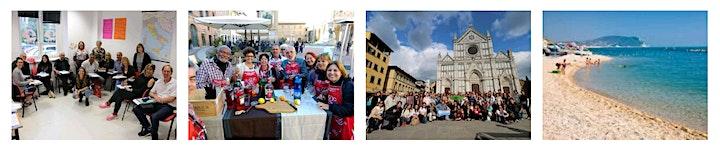 Imagen de ¡Viajá a Italia! Vacanze-studio 2020