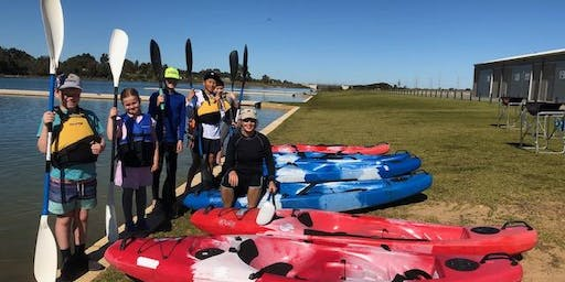 Come and Try Kayaking (8+ years)