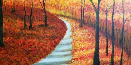Paint Party - Fall Walk in the Woods tickets
