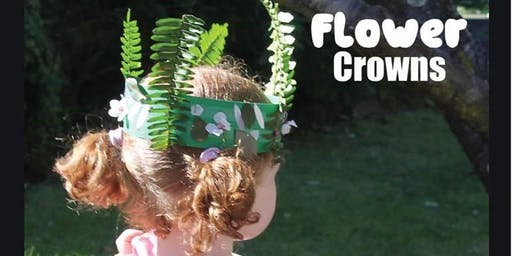 Nature Crowns (Ages 2 to 5)