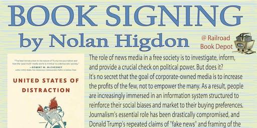 Book Signing by Dr. Nolan Higdon