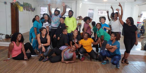 Afro Dance Bootcamp/ Afro-Beats