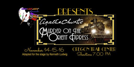 Agatha Christies's Murder on the Orient Express