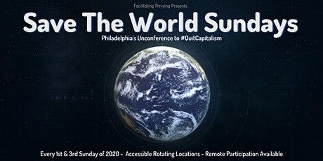 Save The World Sundays tickets