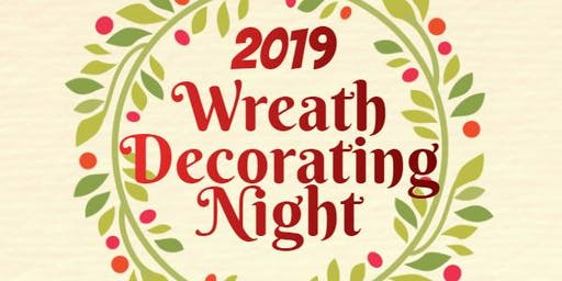 3rd Annual Girl Scout Wreath Night