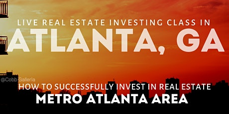 How to Succeed in Real Estate Investing  tickets