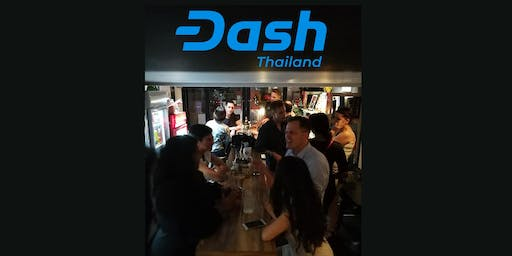 Bangkok Dash Bash! Social crypto Night & merchant hopping