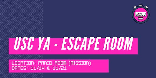 USC YA Escape Room
