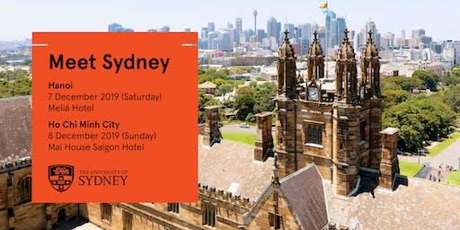 The University of Sydney Vietnam Open Day