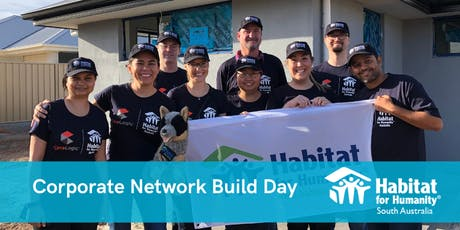 Habitat for Humanity Corporate Network Build Day tickets