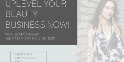UPLevel Your Beauty Business NOW!