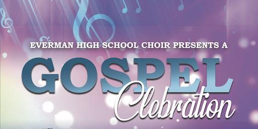 Everman High School Choir 2nd Annual Gospel Celebration