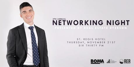 8th Annual Networking Night tickets