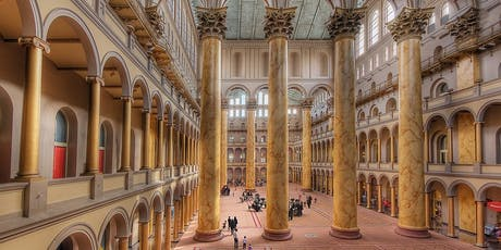 National Building Museum: Private Architecture & History Tour tickets