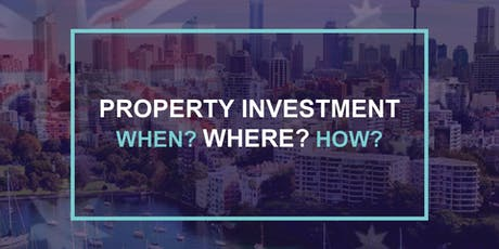 Strategic Property Investment Workshop in Sydney tickets
