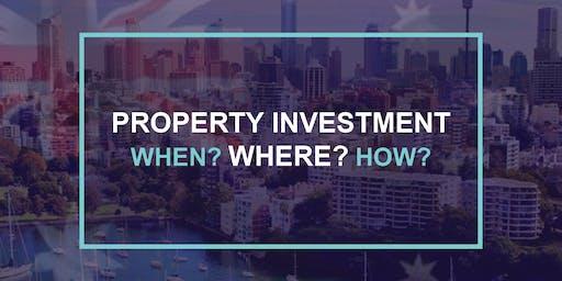 Strategic Property Investment Workshop in Sydney