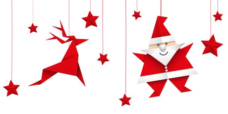 Libraries After Dark - Christmas Origami Card Making Workshop tickets