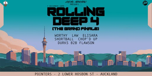 Rolling Deep 4 (A Showcase of Drum & Bass) - The Grand Finale