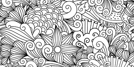 Libraries After Dark - Come & Try: Calligraphy and Zentangle Session tickets