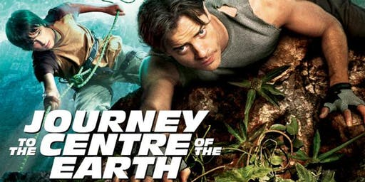 Movie Screening: Journey to the Centre of the Earth (PG)