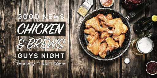 Good news chicken & brews