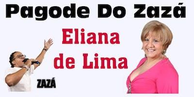 Eliana de Lima no PAGODE DO ZAZÁ