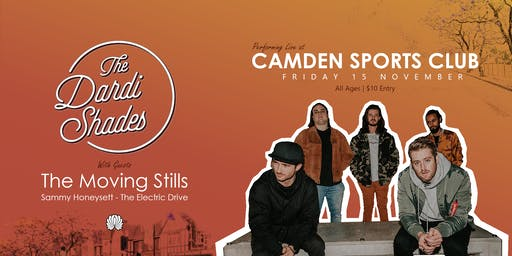 The Dardi Shades | Camden Sports Club (ALL AGES)