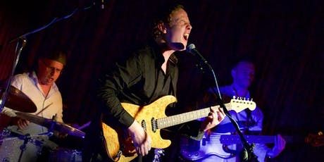 Simon Kinny-Lewis & band at  Butchers Brew Bar tickets