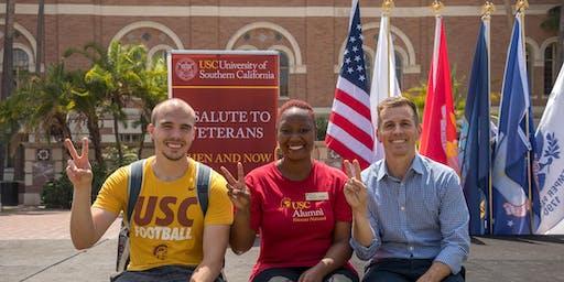 USC Veterans Day Celebration