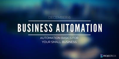 Small Business Automation