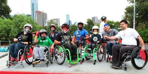 WCMX & Adaptive Skate Demo / Clinic, Melbourne