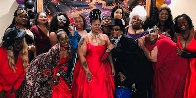 2020 Masquerade Ball  Magickal Lady Duchess  (MLD)