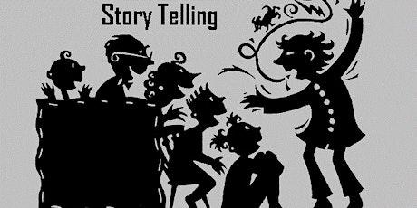 Open Storytelling (FREE feedback) tickets