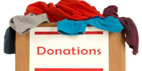 Thanks Through Sharing Clothing and Toy Drive