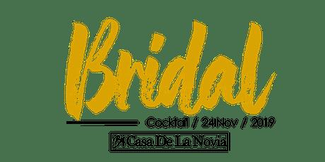 Brida Cocktail boletos