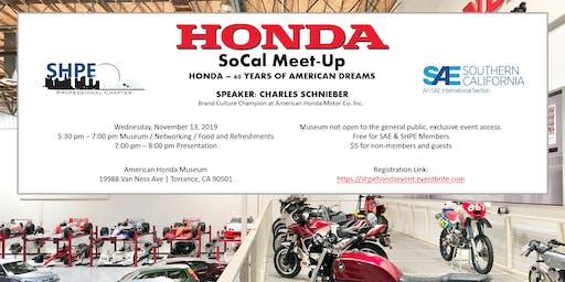 Honda SoCal Meet-Up
