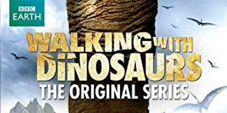 Movie Screening: Walking With Dinosaurs (PG) tickets