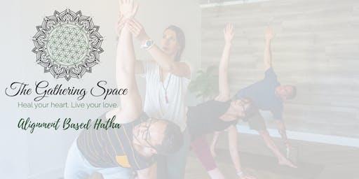 Alignment Based Hatha Yoga