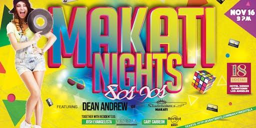 Makati Nights Part 6 - 80s, 90s, and Disco
