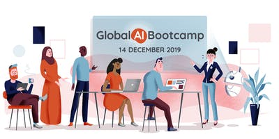 Global AI Bootcamp 2019 - Paris edition