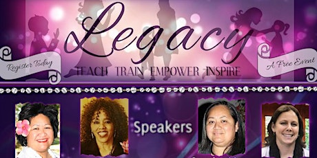 Legacy Women's Conference tickets