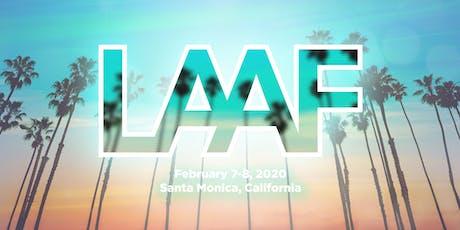 Los Angeles A Cappella Festival 2020 tickets