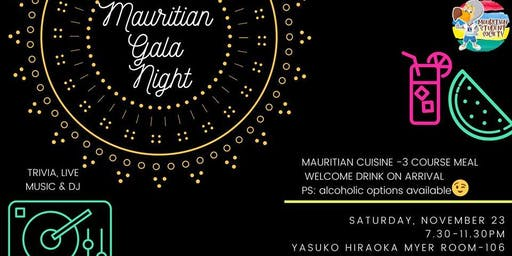 Mauritian Gala Night