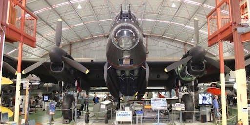 2019 Wrap Up at RAAFA Museum + BA Speedbird 9 Talk