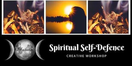 Spiritual Self-Defence Workshop tickets