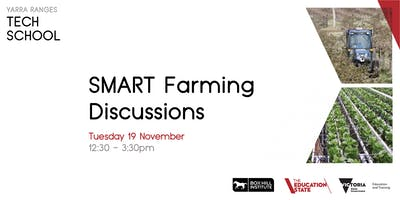 SMART farming discussions