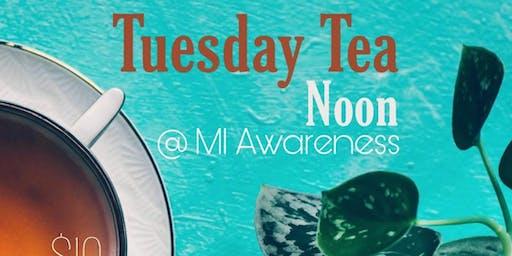 Tuesday Tea : Meditation